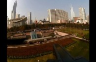 Parrot AR Drone 2.0 over Shanghai HD