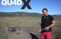 SteadiDrone QU4D X Quick Flight