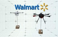 Walmart joins Amazon and Google in testing drone delivery